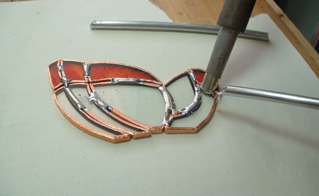 Stained Glass Soldering Iron